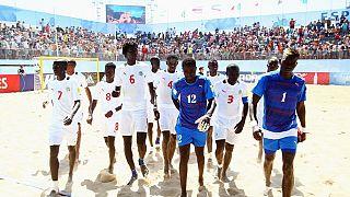 CAN Beach Soccer 2016 : quand l'ambiance résiste aux ambitions