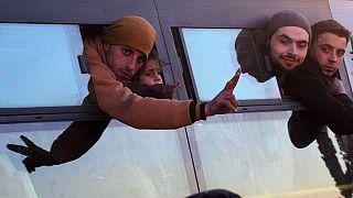 Bachar Al-Assad et ses partisans célèbrent la victoire sur Alep