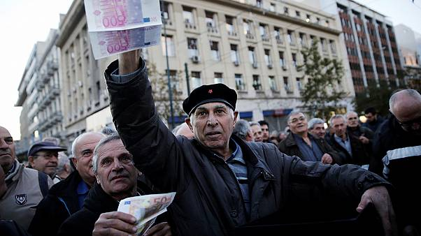 Greece snubs its international lenders to give low-income pensioners a one-off Christmas bonus