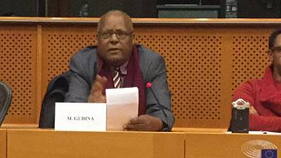 Image result for EU Parliament writes to Ethiopian President over Detained Oromo Leader