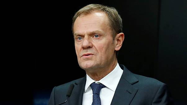 """Síria: Tusk reconhece falta de """"eficácia"""" da UE"""