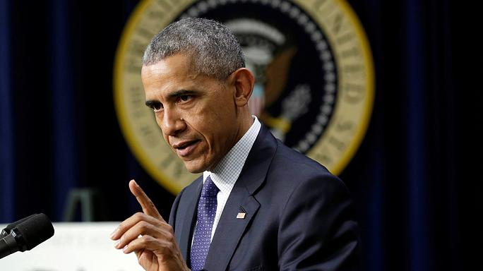 Obama pronto a agir contra Moscovo