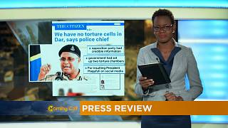 Press Review of December 16, 2016 [The Morning Call]