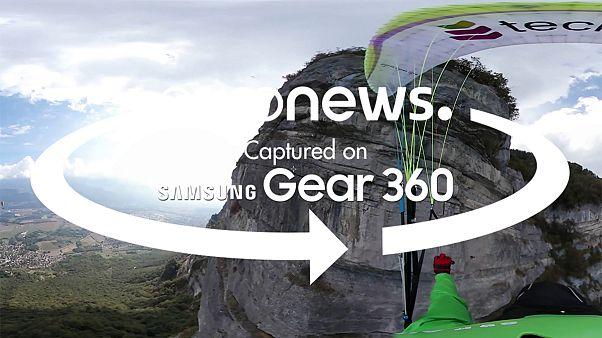 Il meglio del 2016: i video a 360° di euronews