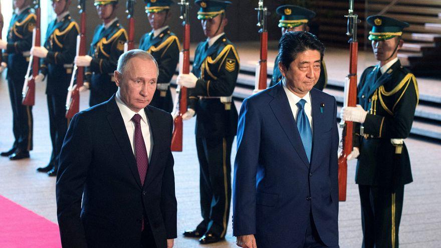 Russland und Japan streben Wirtschaftskooperation an