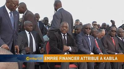 Rdc: empire financier attribué à Kabila