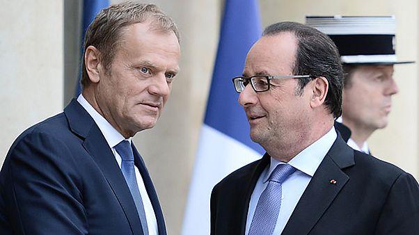 انتقاد شدید رهبران اروپا از نقش روسیه و ایران در نبرد حلب