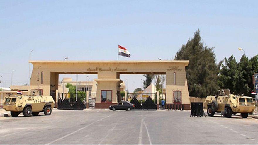 مصر تفتح معبر رفح أمام الحالات الانسانية