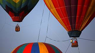 Ägypten: Ballons sollen Tourismus Auftrieb bringen