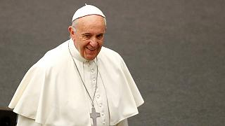 Pope hopes his birthday is not jinxed