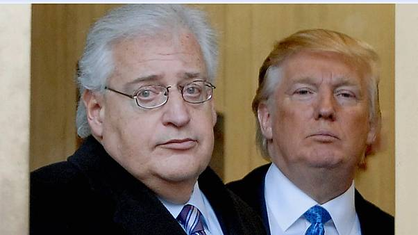 Trump picks hardline pro-settlement lawyer as ambassador to Israel