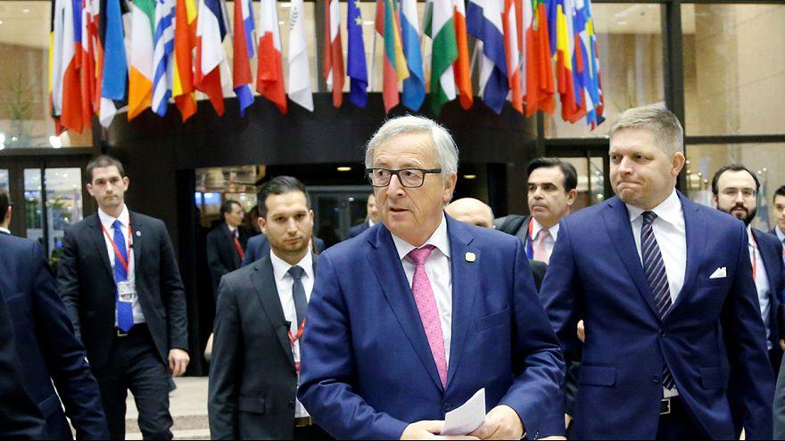 Estado da União: cimeira, Galileo e Sakharov revistos