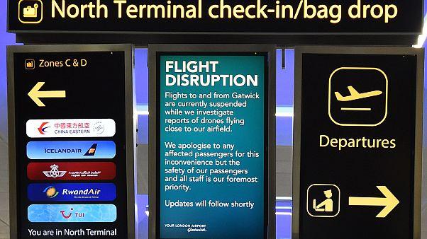 Image: London Gatwick Airport