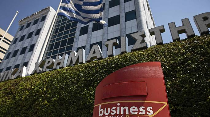 Beszólt Ciprasznak a görög jegybank