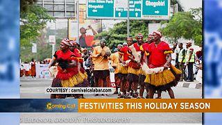 La rubrique Travel du Morning Call se penche sur trois évènements qui auront lieu pendant la période des fêtes de fin d'année.