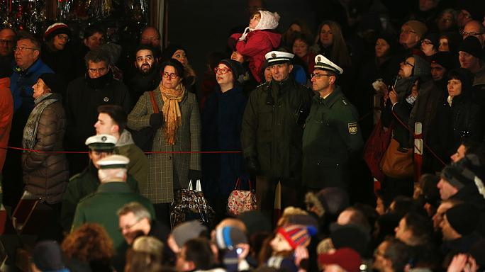 Boy, 12, 'tried to bomb' German Christmas market, City Hall