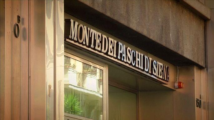 """""""Land unter"""" bei Italiens Banken - EZB signalisiert: Staatshilfe ok"""