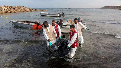 "Migrants in Libya facing ""human rights crisis"" - U.N"