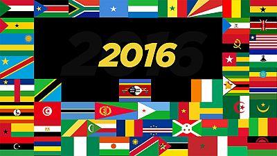Afrique : rétro sur l'actualité politique de 2016