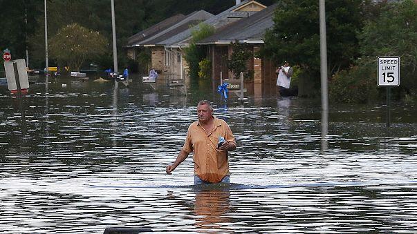 No Comment 2016'nın en korkunç iklim olayları