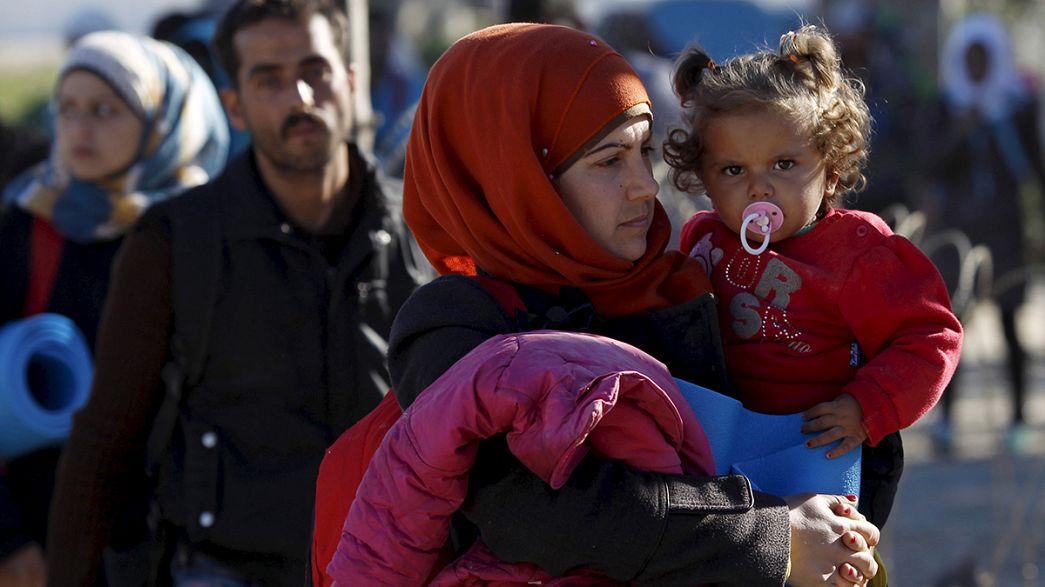 اللاجئون والمهاجرون.. بؤس ومعاناة واضطهاد في 2016