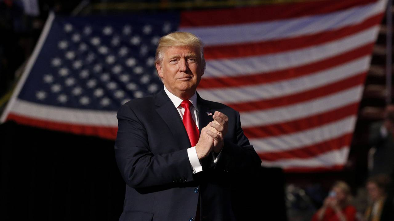 Trump vote goes back to college