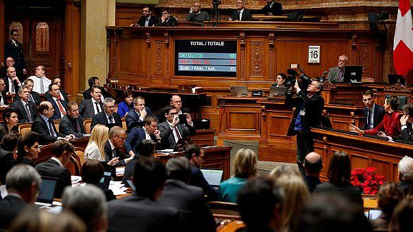 La ley suiza sobre inmigración no fija cuotas para los europeos