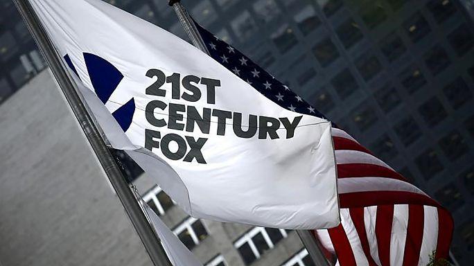 Fox oferece 14 mil milhões por controlo da Sky