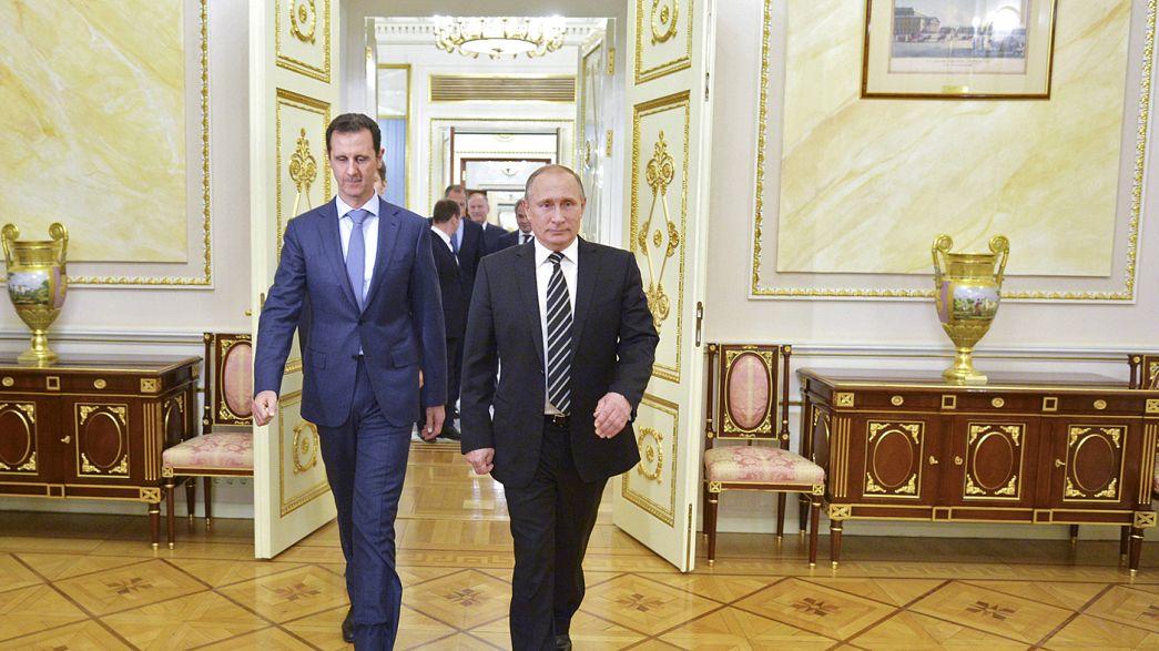 Rússia e Turquia empenhadas num cessar-fogo nacional para a Síria
