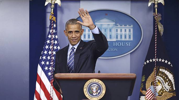EUA: Obama acusa a Rússia de ciber ataques