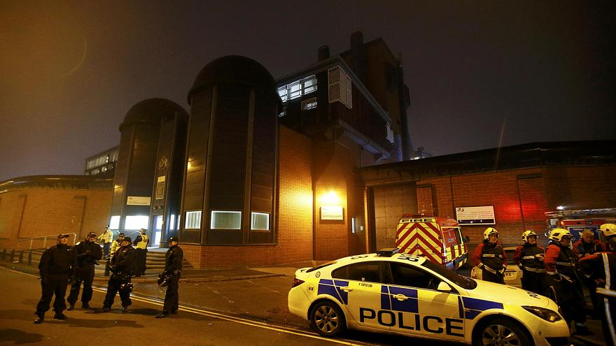 Riot officers regain control of British jail