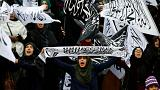 Aleppó miatt tüntettek Isztambulban és Ankarában