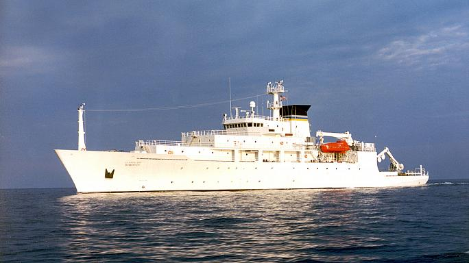 Çin, ABD'ye ait insansız denizaltıya el koydu