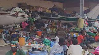 Centrafrique: retour des déplacés de l'aéroport