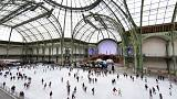 Paris gets its skates on!