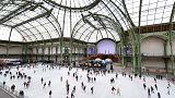 Ein Wintermärchen: Schlittschuhlaufen in Paris