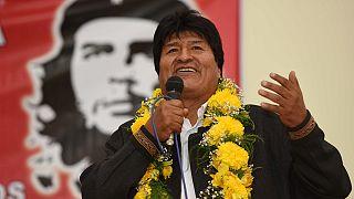 Alkotmányellenes, de negyedszer is jelölteti magát a bolíviai elnök