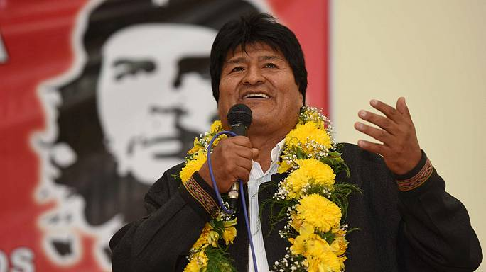 Morales 2 dönem sınırlamasına takılmadan 4. kez aday olmaya hazırlanıyor
