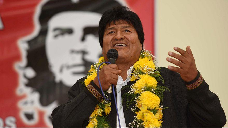 Evo Morales acepta el reto e intentará su reelección para un cuarto mandato en 2019