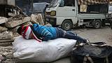 Alep-Est : des milliers d'habitants toujours dans l'attente d'un départ