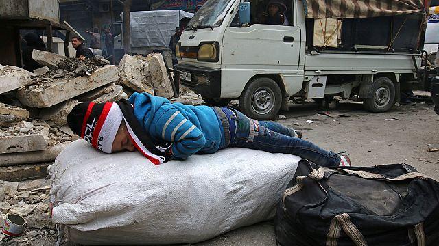 ENSZ-megfigyelőket küldene Aleppóba Franciaország