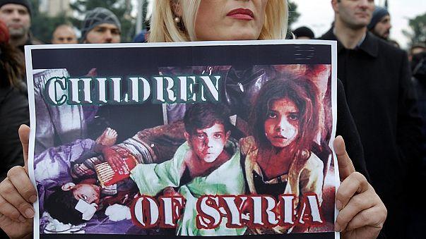 روسيا تلوح بالفيتو ضد المشروع الفرنسي في حلب
