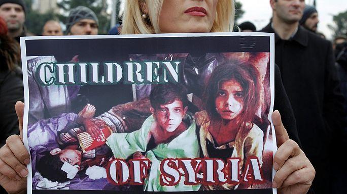 ООН: Россия наложит вето на резолюцию Совбеза об отправке наблюдателей в Алеппо