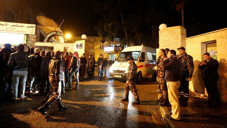 Ürdün'de güvenlik güçlerine saldırı: 10 ölü