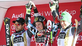 """Esqui Alpino: Lara Gut volta a """"apaixonar-se"""" por Val d'Isère"""