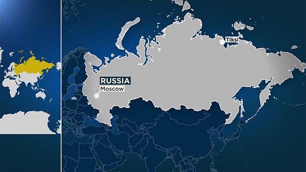 Al menos 23 heridos al estrellarse un avión militar en el este de Rusia