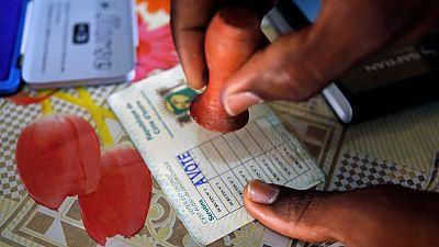 En Côte d'Ivoire, le comptage des votes a commencé
