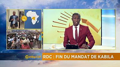 Joseph Kabila's last day in office [The Morning Call]