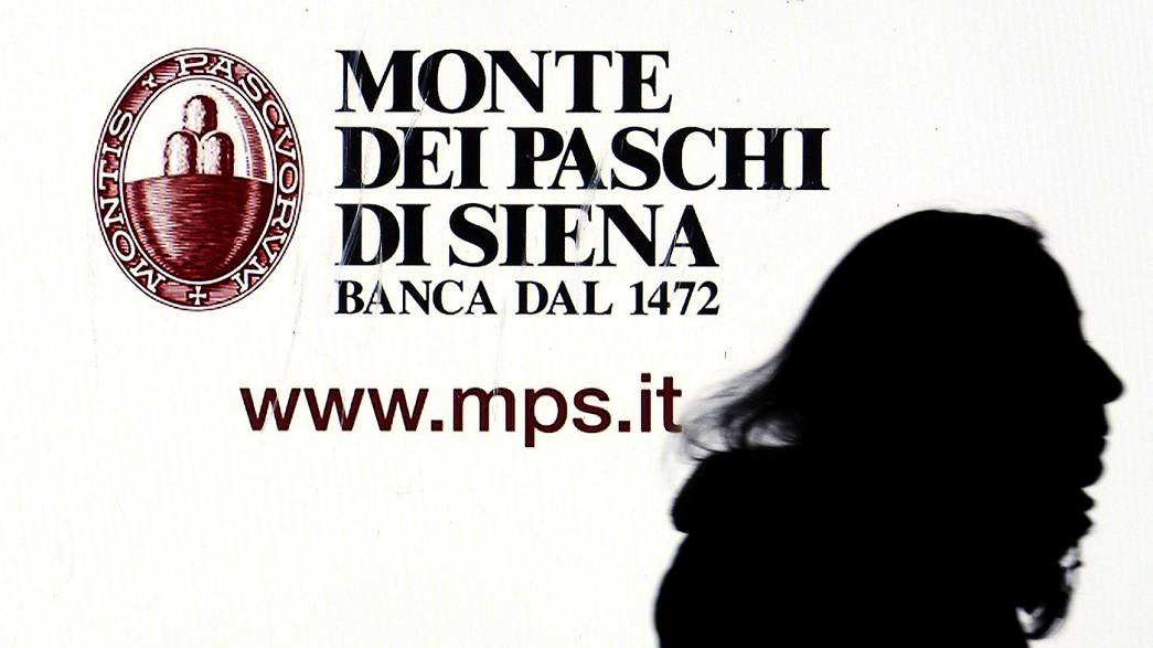 Италия: банк Monte dei Paschi начал процесс замены облигаций на акции