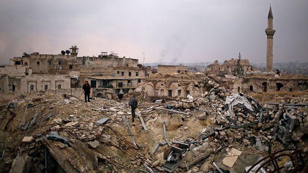 СБ ООН принял резолюцию о размещении наблюдателей в Алеппо